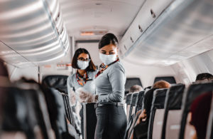 PCR-Tests für Flugreisen
