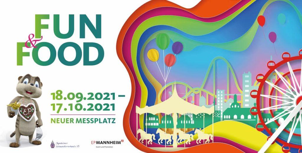 Schnelltestzentrum Mannheim am Neuen Messplatz Fun & Food